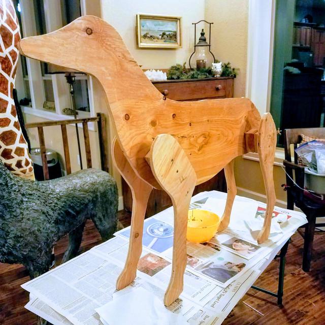 Pre African Wild Dog