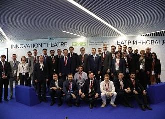 На GMIS-2019 в рамках питч-сессии Business Priority состоялась презентация лучших промышленных старт