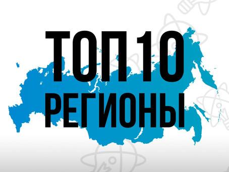 «Топ-10 региональных инновационных проектов»