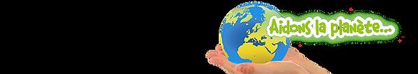 Aidons la planète