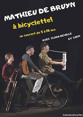 Mathieu de Bruyn A Bicyclette