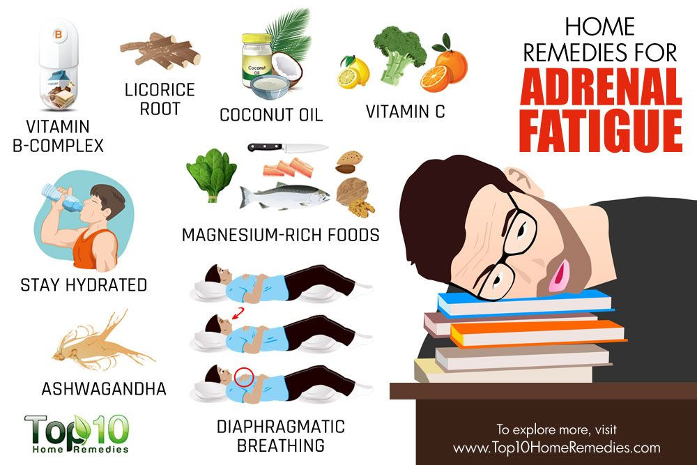 Home remedies fo adrenal fatigue