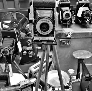 Camera Cemetary