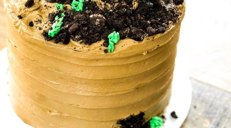 monster truck dirt cake $45