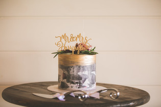 small cutting cake