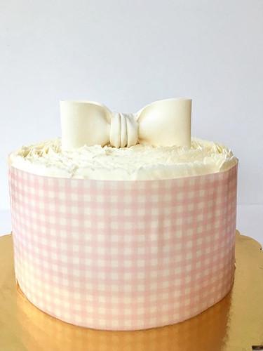 This cake had an unfair advantage at bec