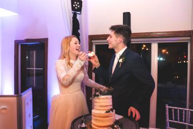 caked cake tasting