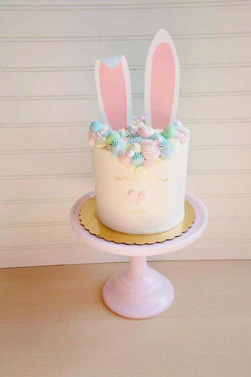 Vanilla Bunny Cake