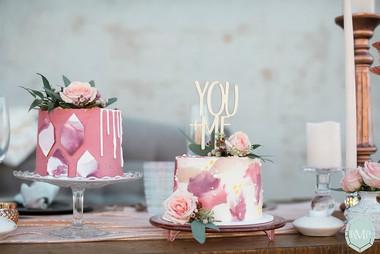 urban cutting cake