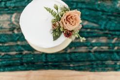 emerald fall cake