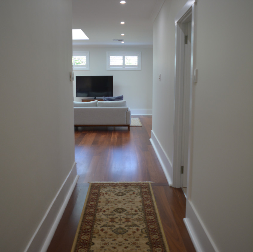 Feature skirtings