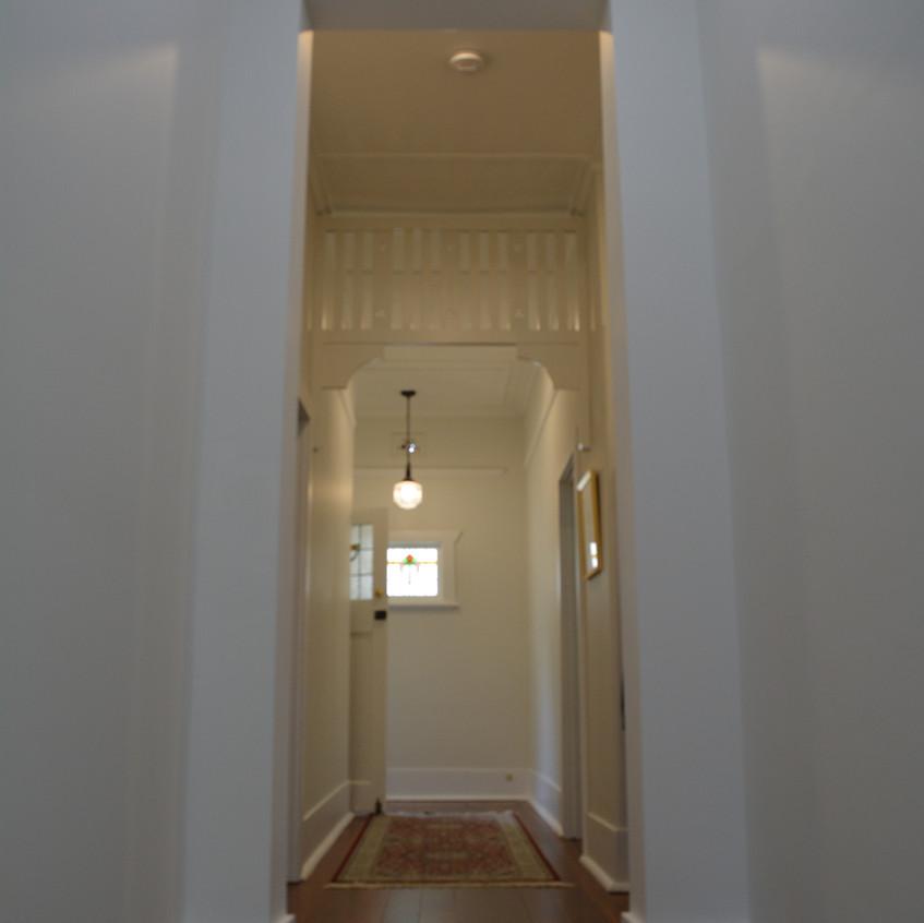 Heritage hallway
