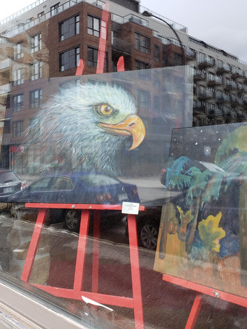 MONTREAL ART CENTRE -  Artistes émergents