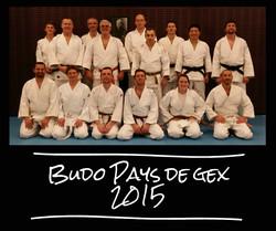 Budo pays de Gex 12-2015
