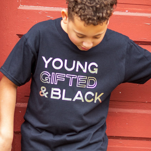 YOUNG BLACK & GIFTED TEE