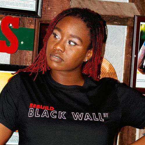 Rebuild Black Wall St