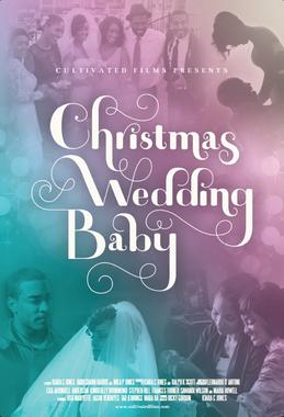 Christmas Wedding Baby