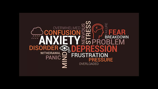 Do you have anxiety?