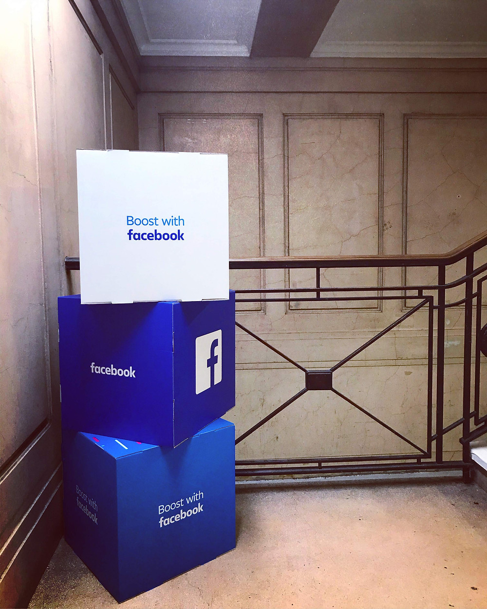 Networking, events, Facebook, Boost with Facebook