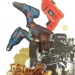 consertador de máquinas