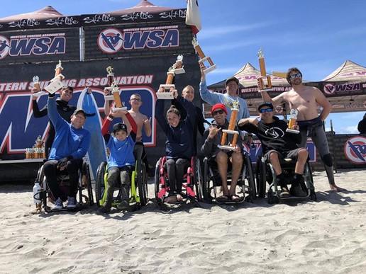 SoCal Adaptive Surfer Squad