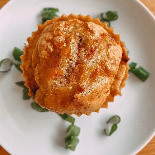 Muffin Low Carb sabor Alho Poró
