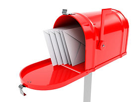 bigstock-red-mailbox-with-mails-24054395