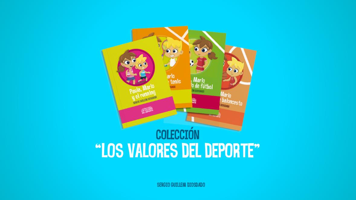 COLECCIÓN LOS VALORES DEL DEPORTE