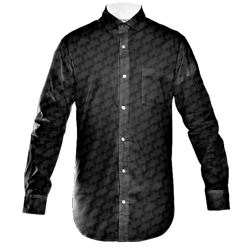 H&R CHI-TOWN MENS BUTTON UP SHIRT