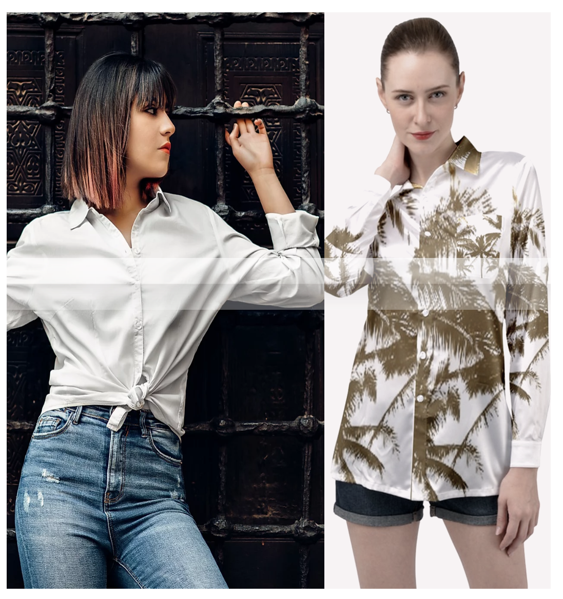 WOMENS SHIRTS & TOPS