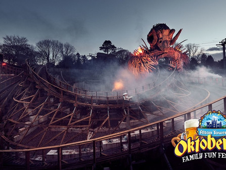 Alton Towers Resort - Alton Towers Reveals Event Plans To Give Your Autumn Some Oomp-ARGHhhh!