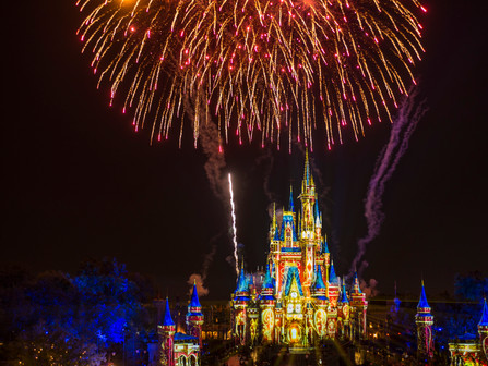 Walt Disney World - Florida Residents Can Experience the Magic with Special Discover Disney Ticket
