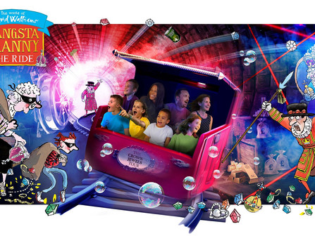 Alton Towers Resort - Gangsta Granny: The Ride Coming In Spring 2020
