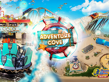 Drayton Manor Announces New Themed Area For 2021, Adventure Cove