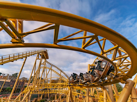 Tornado Springs Set To Open on Monday 12th April 2021 At Paultons Park
