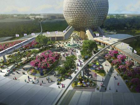 Walt Disney World - Big Plans For Epcot