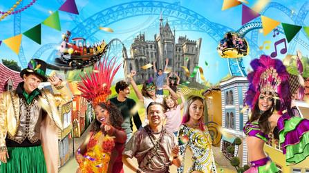 Alton Towers Resort Announces Mardi Gras Event Details