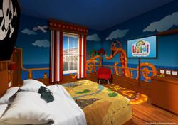 Swashbuckle room