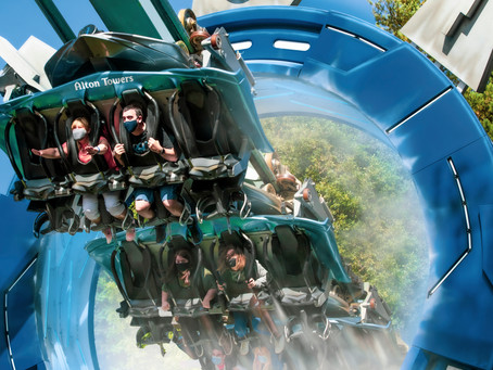 Alton Towers Resort Confirms Re-opening Plans And Reveals What's In Store For Its 2021 Season