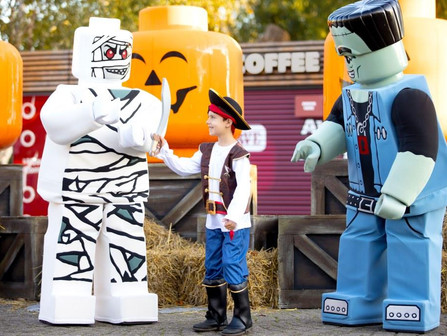 Lord Vampyre's Brick or Treat Returns to LEGOLAND® Windsor Resort This Halloween