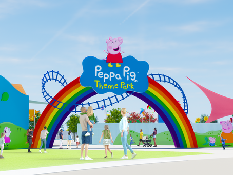 World's First Peppa Pig Theme Park To Open At LEGOLAND Florida Resort In 2022