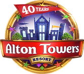 Alton Towers Resort 40th Anniversary Cle