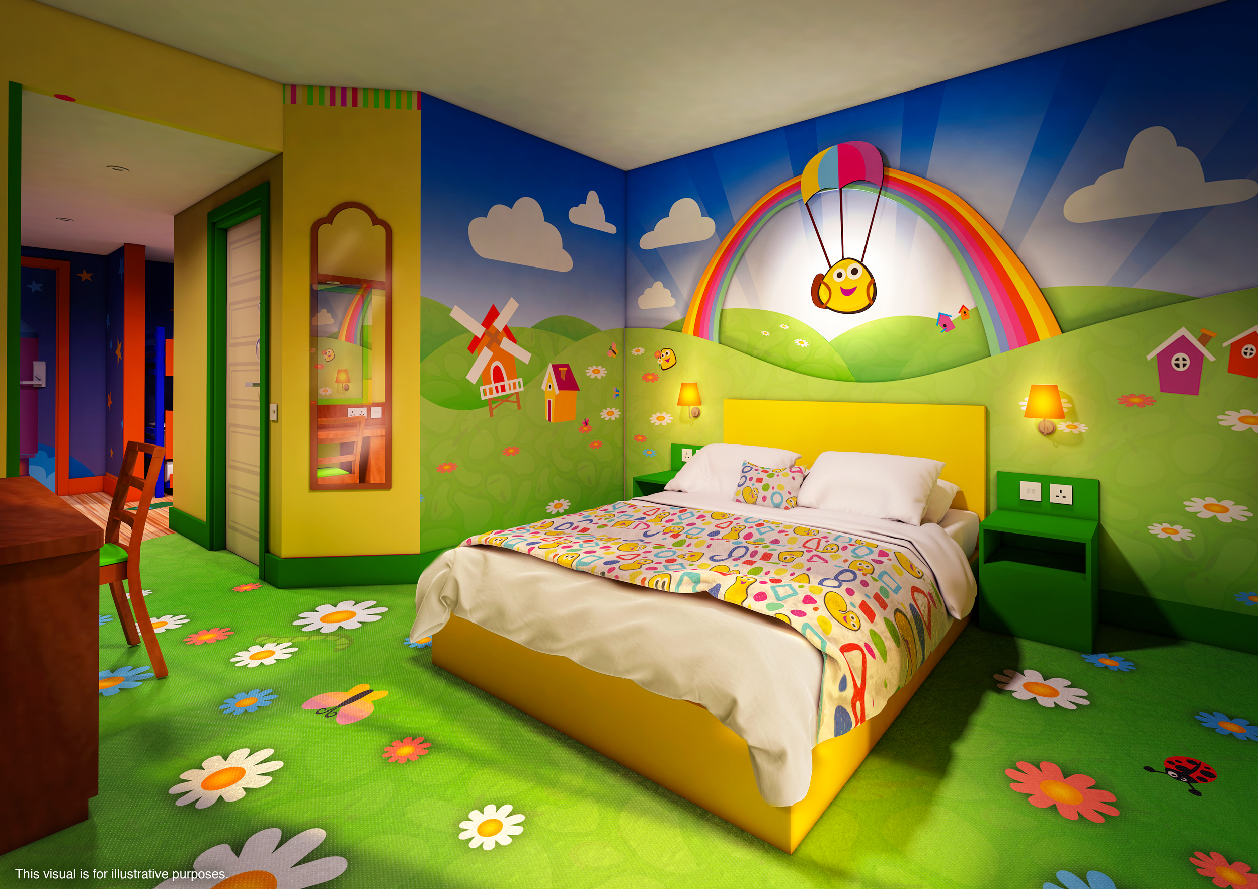 Bugbies room