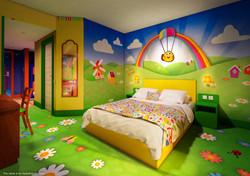 Bugbies room