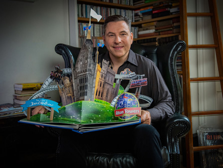 Alton Towers Resort - World Of Walliams Arriving In 2020