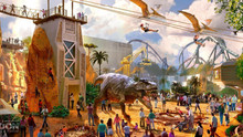 The London Resort Announces Base Camp Themed Land