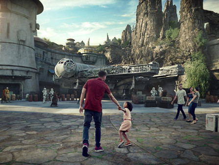 Walt Disney World & Disneyland Resort - Star Wars : Galaxy's Edge Opening Dates Revealed