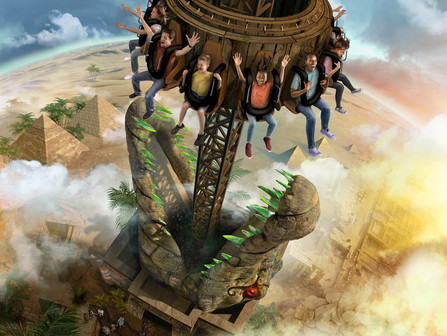 Jaw-Dropping New Ride Coming To Chessington World Of Adventures Resort