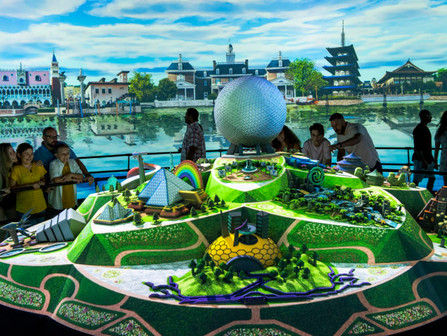 Walt Disney World - The Epcot Experience Is Now Open