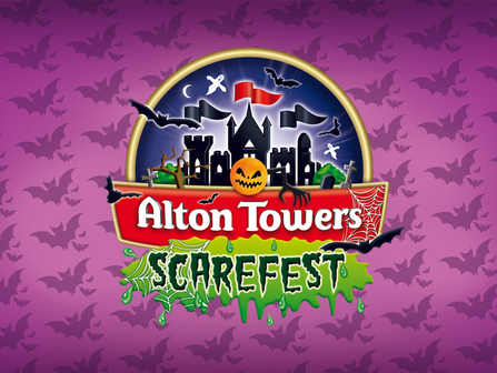 Alton Towers Scarefest 2017 Debuts